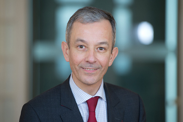 David Capitant, Président de l'UFA <br /> Crédit : Iris Maurer