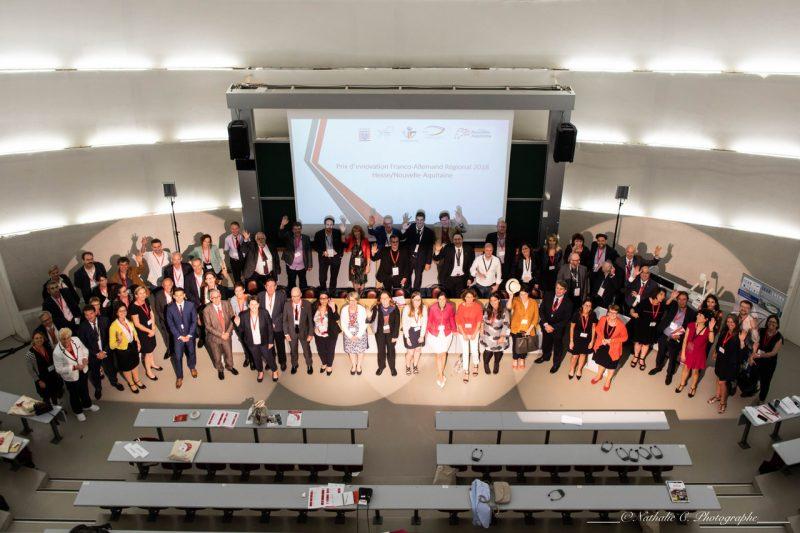 Le 19e Congrès des clubs d'affaires franco-allemands a rassemblé à Poitiers, sur le site du Futuroscope, près de 150 entreprises et représentants politico-économiques des deux pays. <br />Crédit : Nathalie Cholet